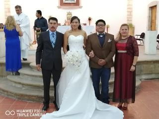 La boda de Montserrat  y Raymundo  2