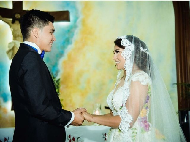 La boda de Cinthia   y Javier
