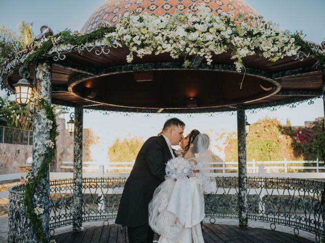 La boda de Anayeli y Gabo