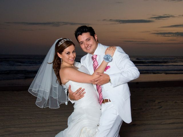 La boda de Sandra y Emilio