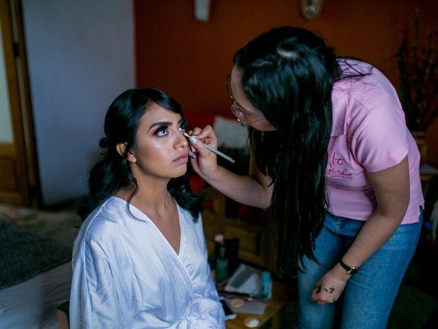 La boda de Omar y Marlen en Huamantla, Tlaxcala 15
