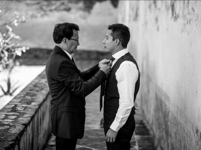 La boda de Omar y Marlen en Huamantla, Tlaxcala 34