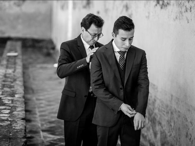La boda de Omar y Marlen en Huamantla, Tlaxcala 35