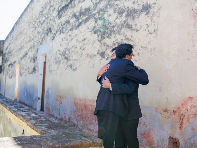 La boda de Omar y Marlen en Huamantla, Tlaxcala 37