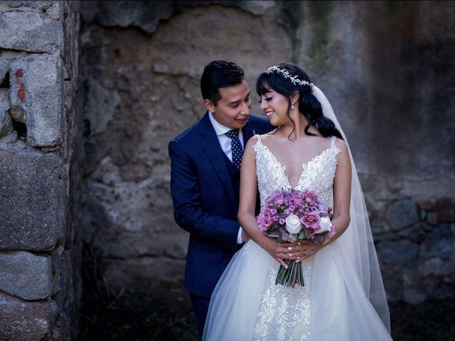 La boda de Omar y Marlen en Huamantla, Tlaxcala 38