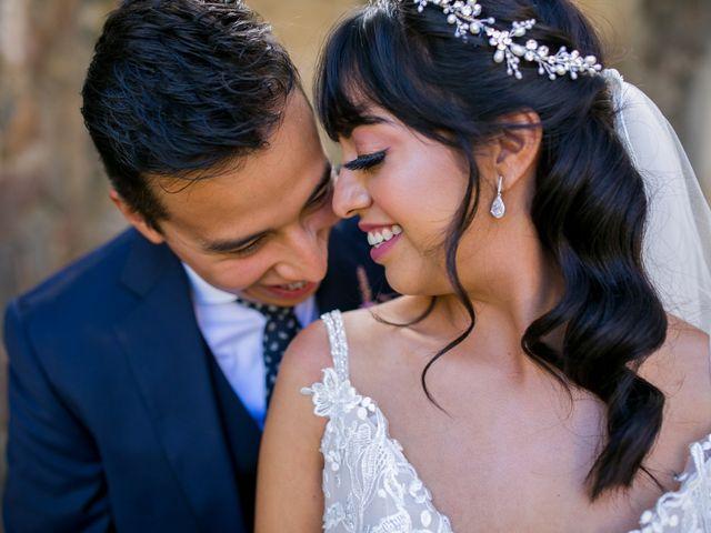 La boda de Omar y Marlen en Huamantla, Tlaxcala 39