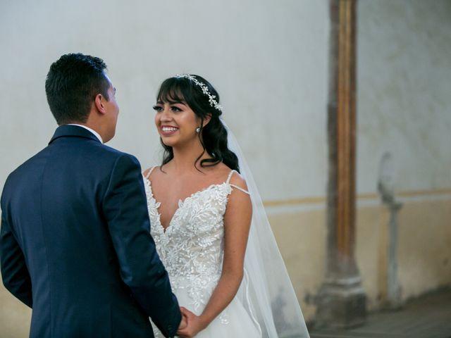 La boda de Omar y Marlen en Huamantla, Tlaxcala 40