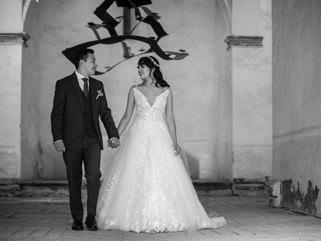 La boda de Omar y Marlen en Huamantla, Tlaxcala 41