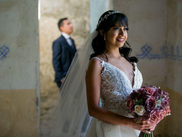 La boda de Omar y Marlen en Huamantla, Tlaxcala 44