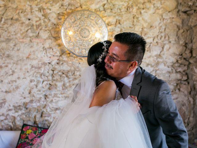 La boda de Omar y Marlen en Huamantla, Tlaxcala 48