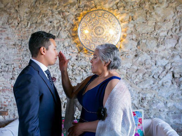 La boda de Omar y Marlen en Huamantla, Tlaxcala 49