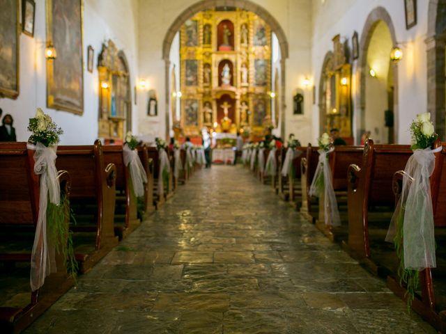 La boda de Omar y Marlen en Huamantla, Tlaxcala 52