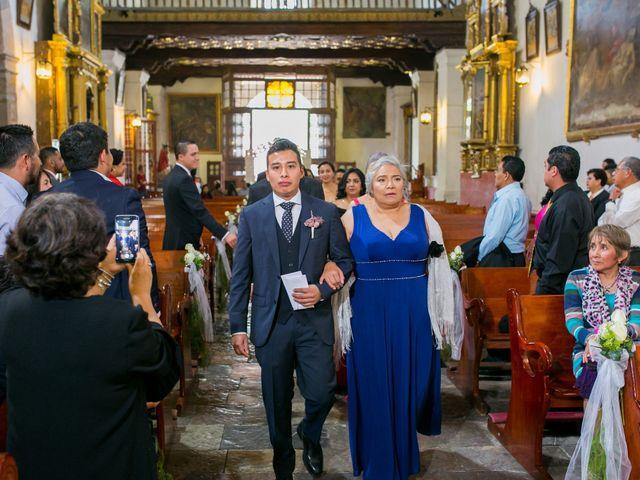 La boda de Omar y Marlen en Huamantla, Tlaxcala 56