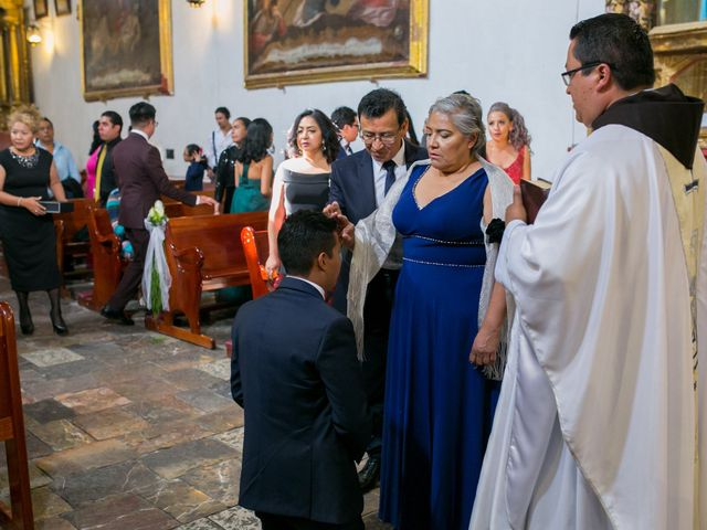 La boda de Omar y Marlen en Huamantla, Tlaxcala 57