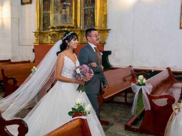 La boda de Omar y Marlen en Huamantla, Tlaxcala 59