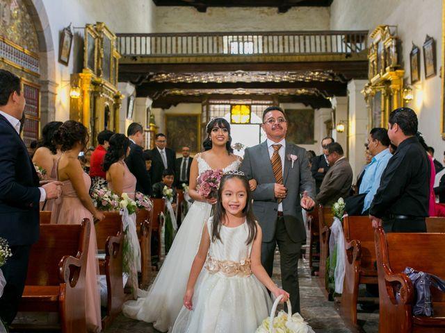 La boda de Omar y Marlen en Huamantla, Tlaxcala 60