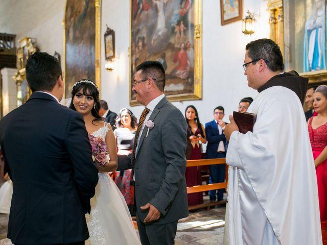 La boda de Omar y Marlen en Huamantla, Tlaxcala 62