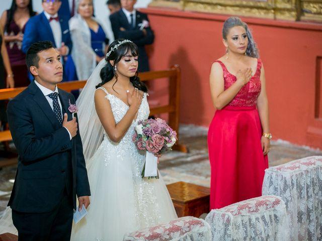 La boda de Omar y Marlen en Huamantla, Tlaxcala 63