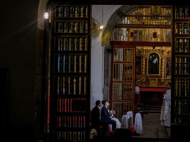 La boda de Omar y Marlen en Huamantla, Tlaxcala 64