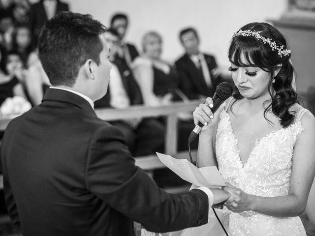 La boda de Omar y Marlen en Huamantla, Tlaxcala 68