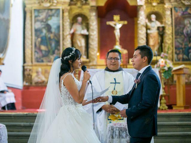 La boda de Omar y Marlen en Huamantla, Tlaxcala 69
