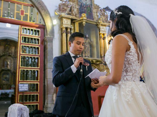La boda de Omar y Marlen en Huamantla, Tlaxcala 70