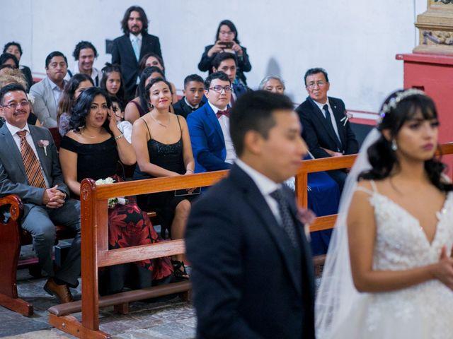 La boda de Omar y Marlen en Huamantla, Tlaxcala 71