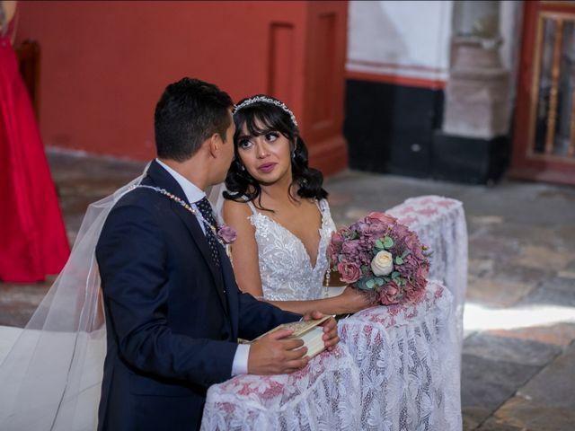 La boda de Omar y Marlen en Huamantla, Tlaxcala 73