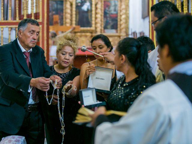 La boda de Omar y Marlen en Huamantla, Tlaxcala 77