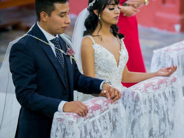 La boda de Omar y Marlen en Huamantla, Tlaxcala 78