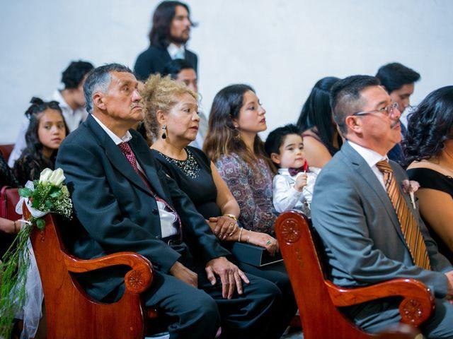 La boda de Omar y Marlen en Huamantla, Tlaxcala 79