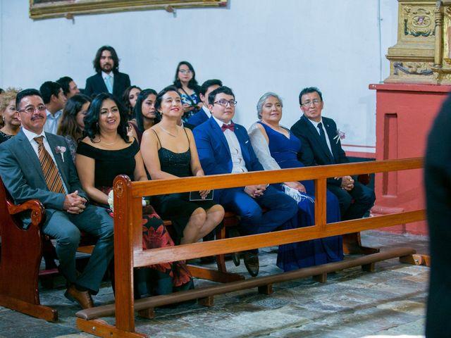 La boda de Omar y Marlen en Huamantla, Tlaxcala 80