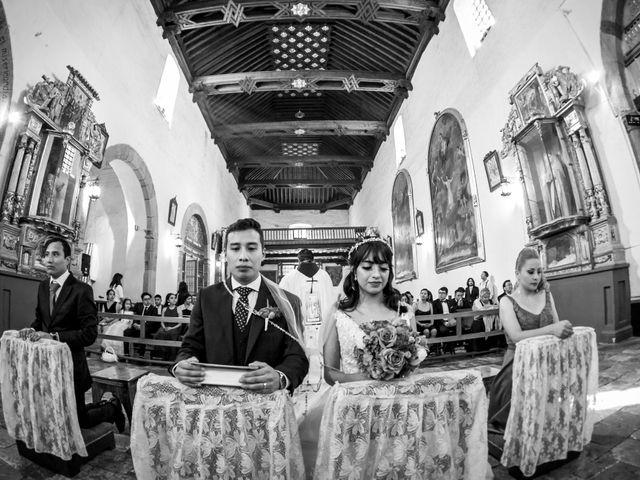 La boda de Omar y Marlen en Huamantla, Tlaxcala 82
