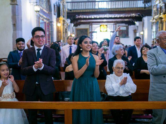 La boda de Omar y Marlen en Huamantla, Tlaxcala 83
