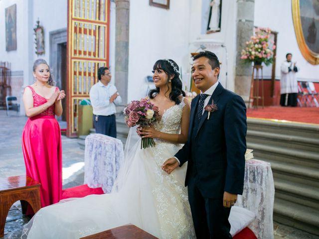 La boda de Omar y Marlen en Huamantla, Tlaxcala 84
