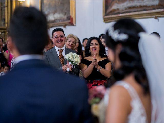 La boda de Omar y Marlen en Huamantla, Tlaxcala 85