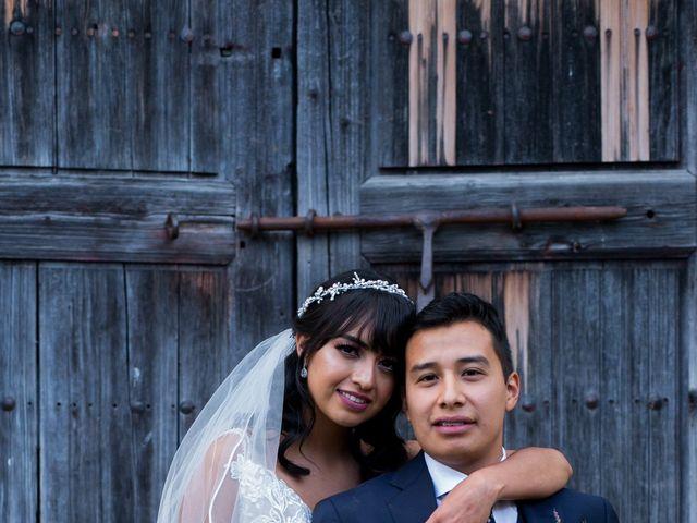 La boda de Omar y Marlen en Huamantla, Tlaxcala 87