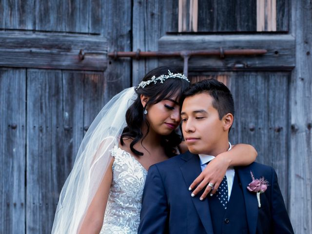 La boda de Omar y Marlen en Huamantla, Tlaxcala 88