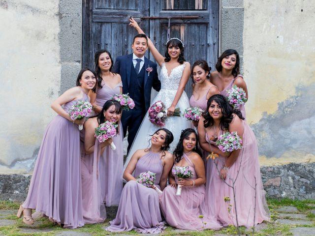 La boda de Omar y Marlen en Huamantla, Tlaxcala 89
