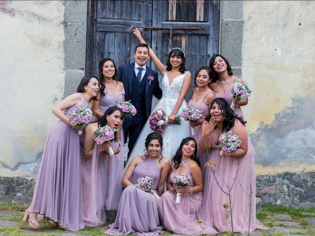 La boda de Omar y Marlen en Huamantla, Tlaxcala 90