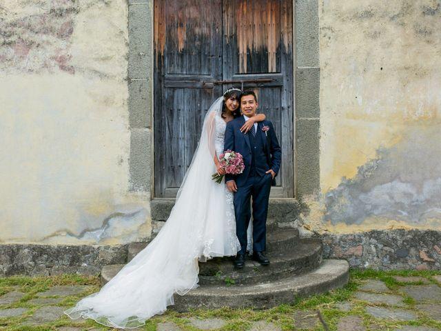 La boda de Marlen y Omar