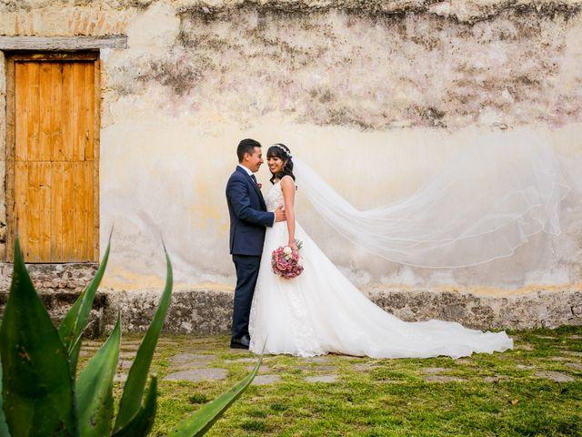 La boda de Omar y Marlen en Huamantla, Tlaxcala 91