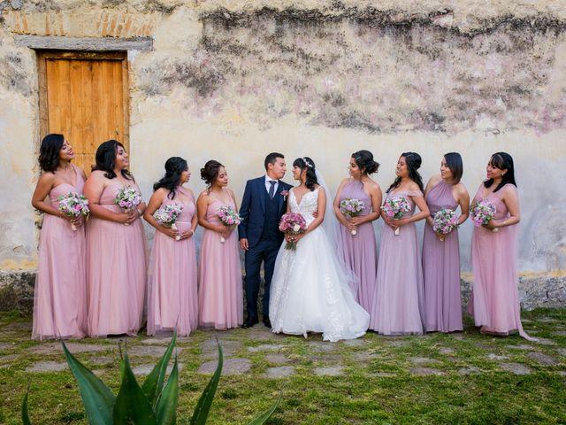 La boda de Omar y Marlen en Huamantla, Tlaxcala 92