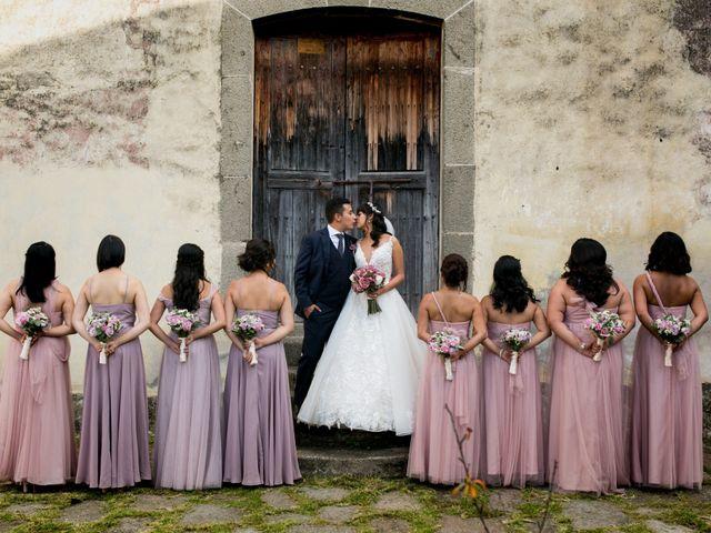 La boda de Omar y Marlen en Huamantla, Tlaxcala 93