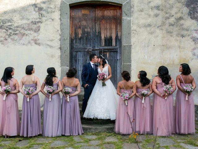 La boda de Omar y Marlen en Huamantla, Tlaxcala 94