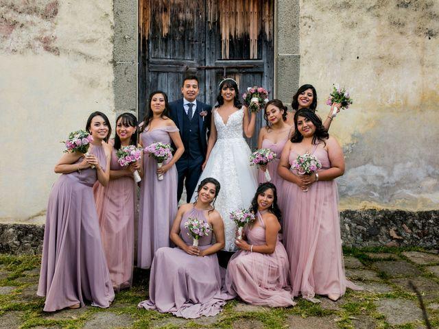La boda de Omar y Marlen en Huamantla, Tlaxcala 95