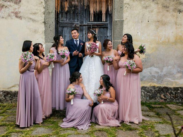 La boda de Omar y Marlen en Huamantla, Tlaxcala 96