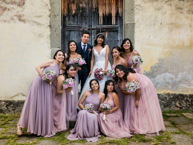 La boda de Omar y Marlen en Huamantla, Tlaxcala 97