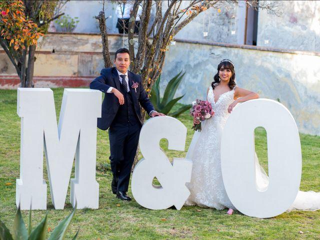 La boda de Omar y Marlen en Huamantla, Tlaxcala 99