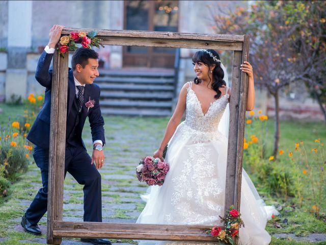 La boda de Omar y Marlen en Huamantla, Tlaxcala 100
